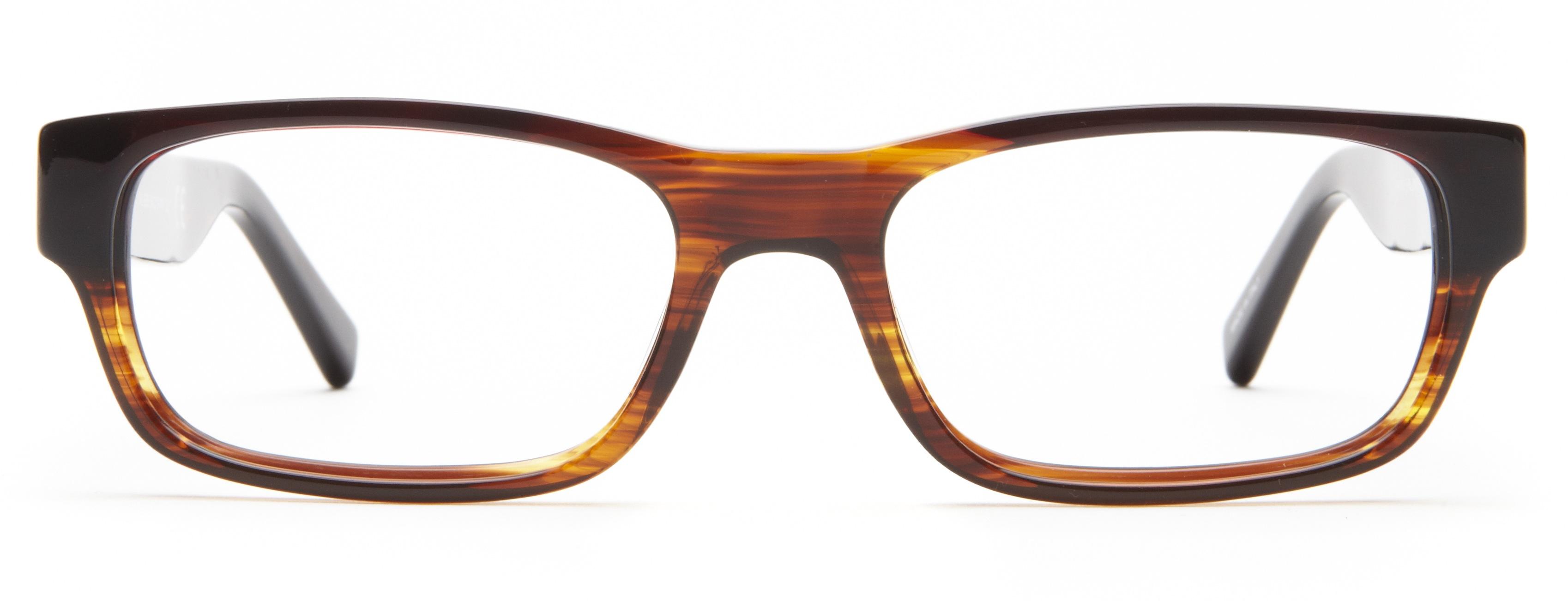 Tortoise & Blonde Dante Italian Eye Glasses | Dante Mens and Womens ...